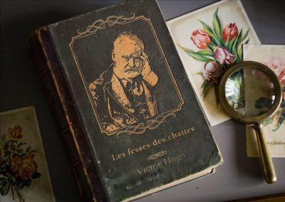 """""""Les Fesses des Chattes"""" par Victor Hugo"""