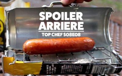 Spoiler Arrière – Top Chef S08e08 : Revenants et Barbeucs