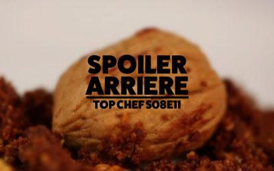 Spoiler Arriere – Top Chef S08e11: Bye Giacinta !