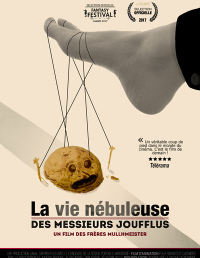 """La Vie Nébuleuse..."" par Xapuyo"