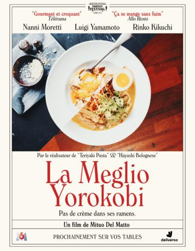 """La Meglio Yorokobi"" par Fred Poirier"
