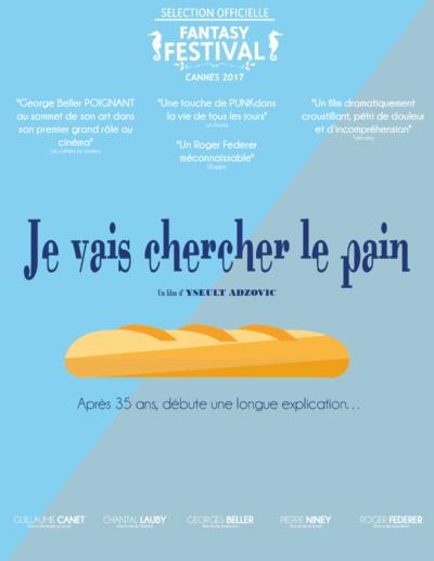 """""""Je vais chercher le pain"""" par Frédéric"""