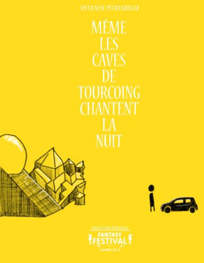 « Même les caves de Tourcoing chantent la nuit » par Augustin