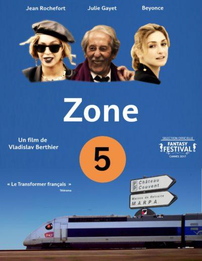 """""""Zone 5"""" par Van Houten"""