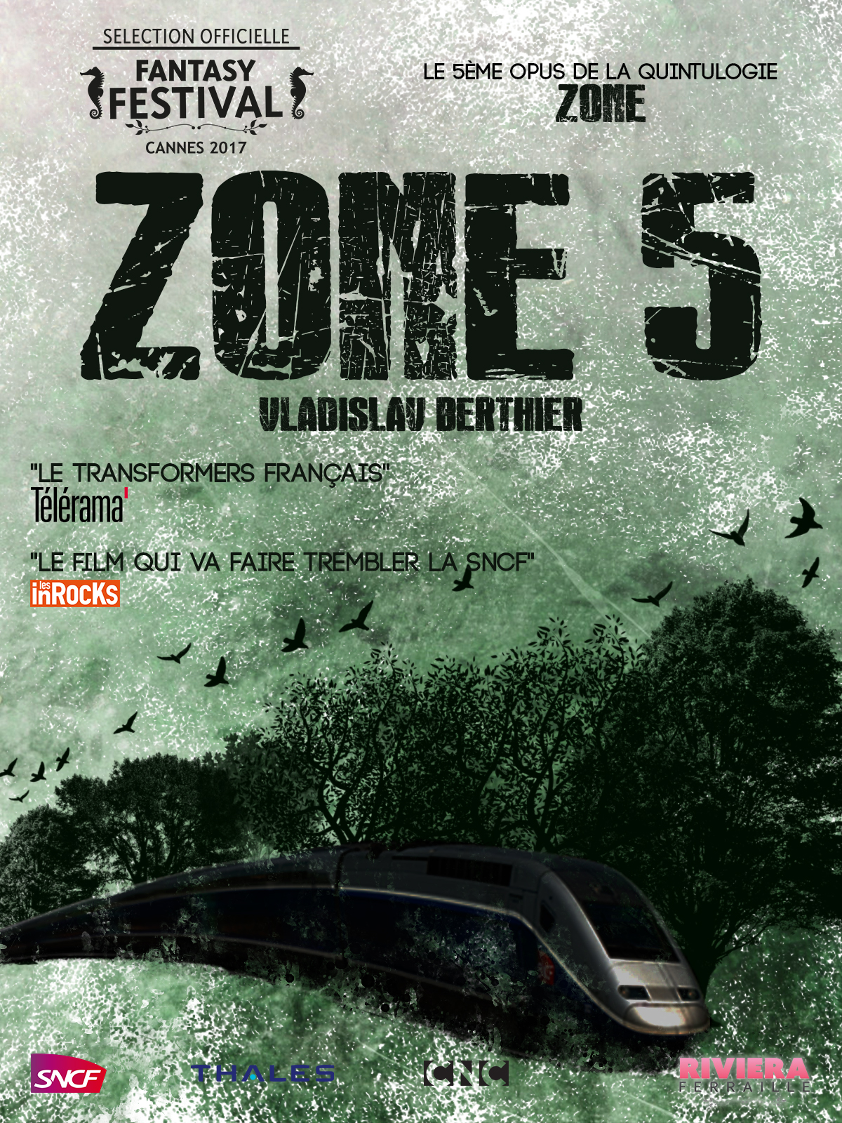 """Zone 5"" par Blindpanda"