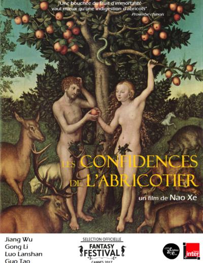 """""""Les Confidences de l'Abricotier"""" par @adrilovila"""
