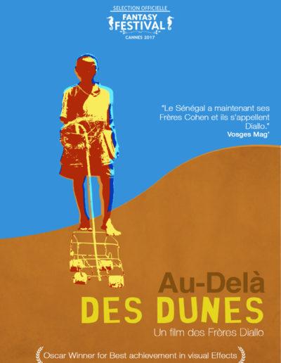 """""""Au-delà des dunes"""" par Mclamane"""