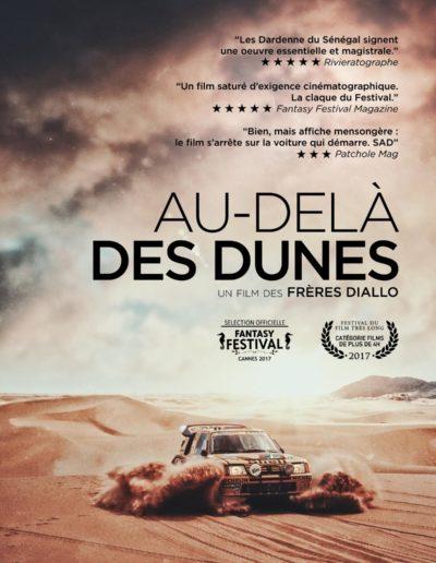 """""""Au-delà des Dunes"""" par Fred Poirier"""