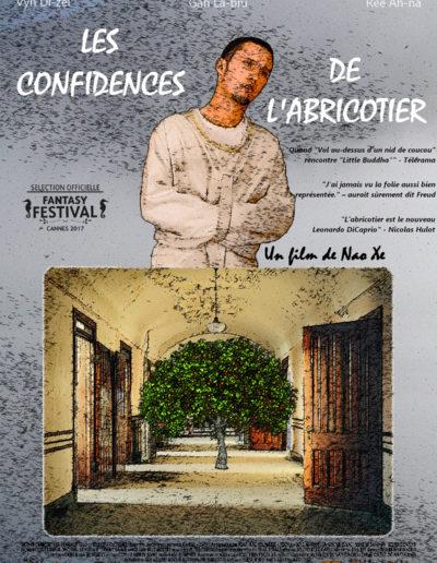 """""""Les confidences de l'abricotier""""par Monkape"""