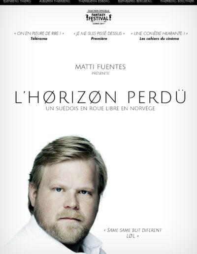 """""""L'Horizon Perdu"""" par Grégoire Mx"""