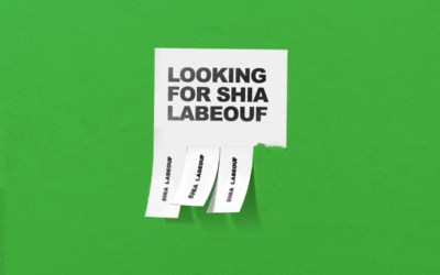 « Looking for Shia LaBeouf » de Mitsuo Xe