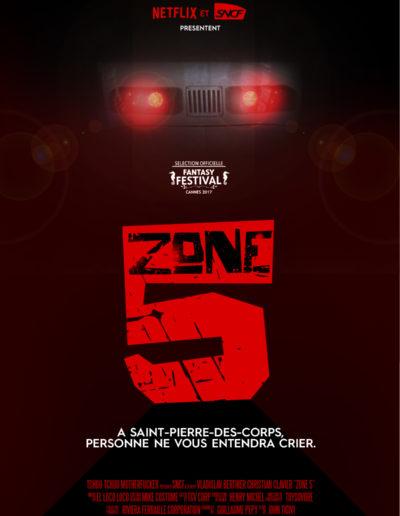 """""""Zone 5"""" par Toysovore"""