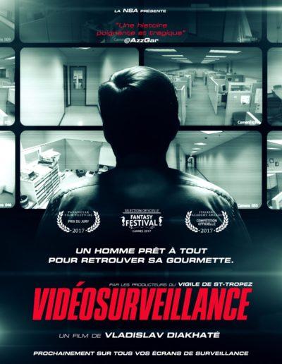"""Videosurveillance"" par Fred Poirier"