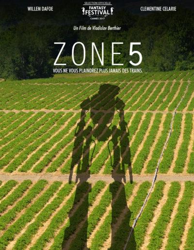 """""""Zone 5"""" par Henry Michel"""