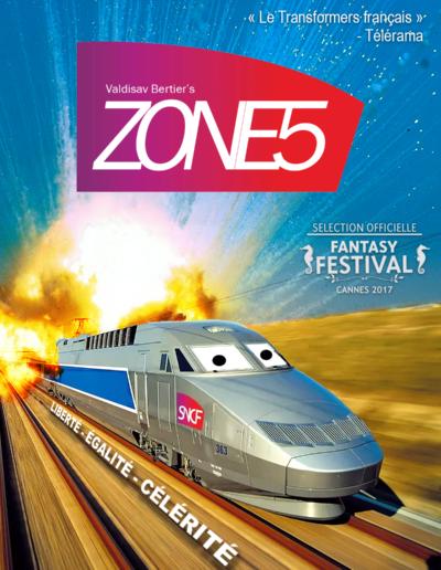 """Zone 5"" par Aliocha"