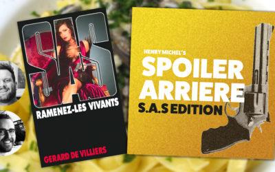 Spoiler Arrière – SAS 153 : Chapitres 4, 5 et 6