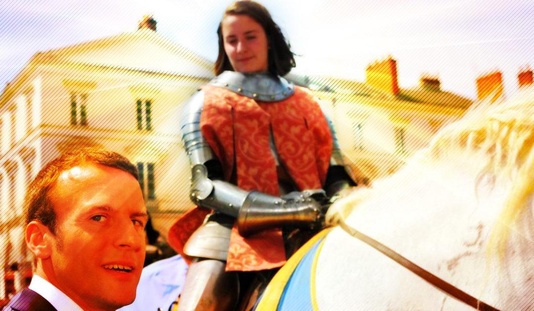 Réf. Nécessaire #6 – Jeanne d'Arc