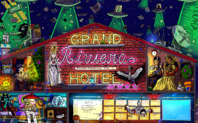 L'incroyable « Grand Riviera Hotel »