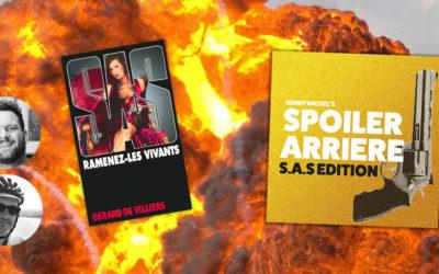 Spoiler arrière – SAS 153 : Chapitre 13