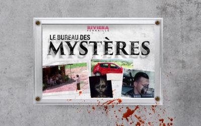 Le Bureau des Mystères #0 : Dacia Rouge, Dear David, Phi Pob et Pont Saint-Esprit