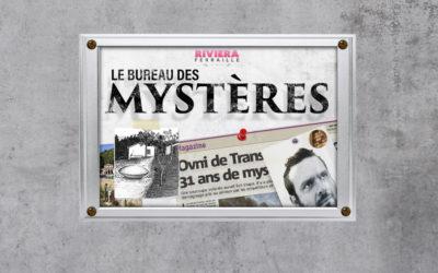 Le Bureau des Mystères #5 – Spécial Mystères de Provence avec Henry Michel