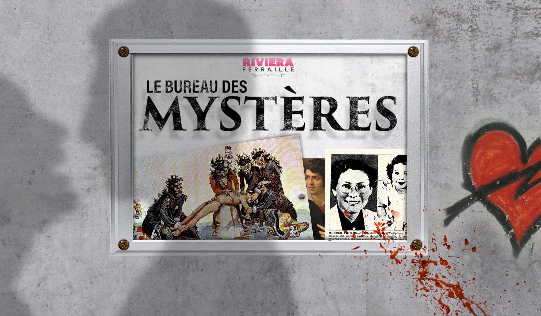 Podcast le bureau des mystères #7 u2013 le bureau des mystères de lamour