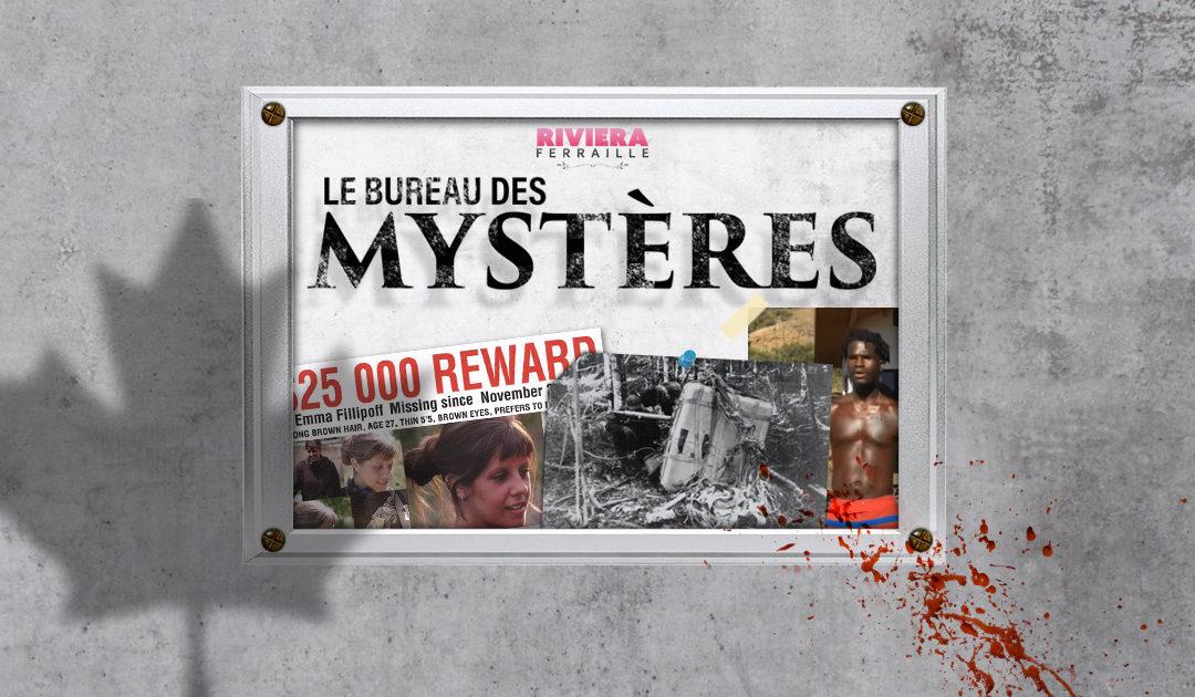 Le Bureau des Mystères #9 : Spécial Canada avec Distorsion Podcast !