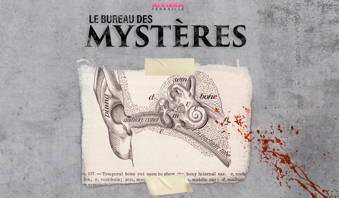 Le Bureau des Mystères #11 : Terreurs Sonores