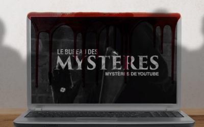 Le Bureau des Mystères #14 : les Mystères de Youtube (avec Vincent Manilève)