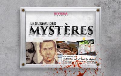 Le Bureau des Mystères #19 : le puits au trésor, le braqueur des airs, le Christ de Thionville, les pieds dans l'eau