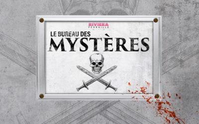 Le Bureau des Mystères #18 : Mystères de Pirates