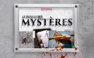 Le Bureau des Mystères #23 : Episode 23 : le Wendigo, la Malédiction d'Otzi, l'Almasty et les Lumières d'Hessdalen