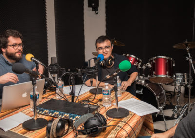 Mathias Alcaraz - Le Bureau des Mystères (Photo : Oli Quil / Riviera Ferraille)