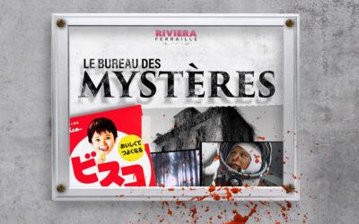 Le Bureau des Mystères #24 : quatre mystères avec Patrick Baud et Thomas Bry d'Exocet