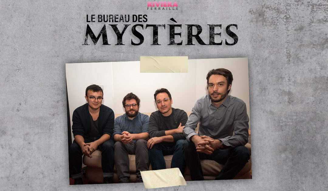 Le Bureau des Mystères : Souvenirs d'Exocet avec Patrick Baud, Thomas Bry et Mickaël Icard